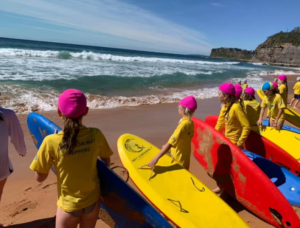 Nippers Training | Bilgola SLSC