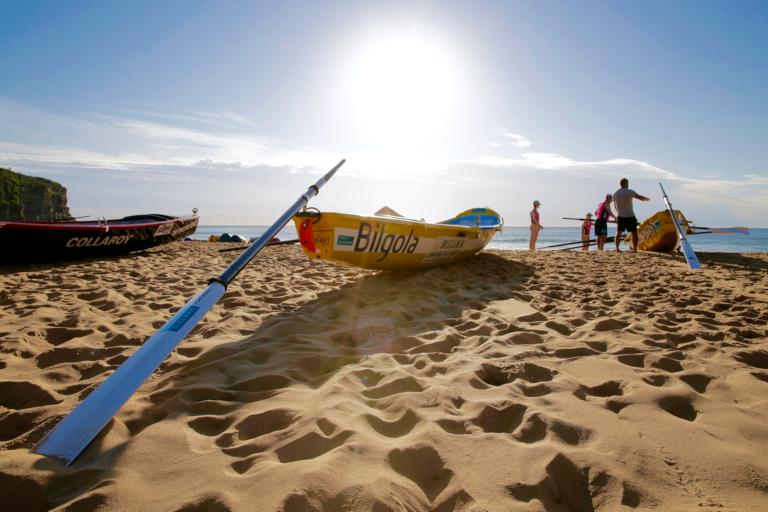 Bilgola Beach Surfboat | Bilgola SLSC