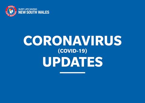 Coronavirus Updates | Bilgola SLSC