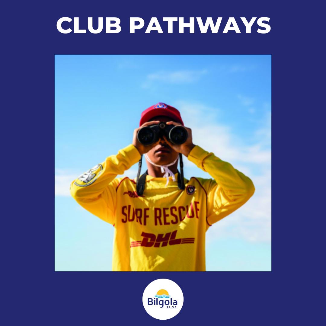 Bilgola SLSC   Club Pathways